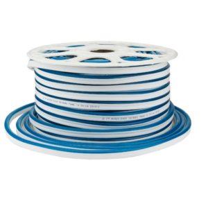 Led NEON FLEXcrevo plavo 12v 6x12 pljosnato CB ip 65