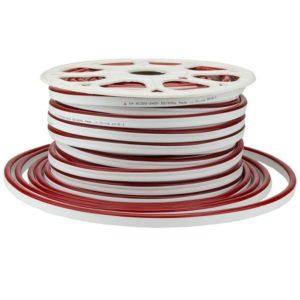Led NEON FLEX crevo crveno 12v 6x12 pljosnato CB ip 65